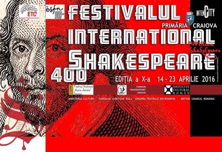 Cronicile Festivalului Shakespeare- De la energie la poezie