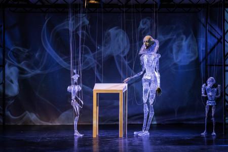 Furtuna de la TNB se joacă în cadrul Festivalului Internaţional Shakespeare