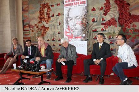 """Cea de-a X-a ediție a Festivalului Internațional """"Shakespeare"""" s-a deschis la Craiova"""